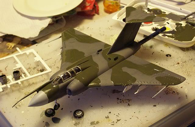 Airfix Gloster Javelin FAW.9R