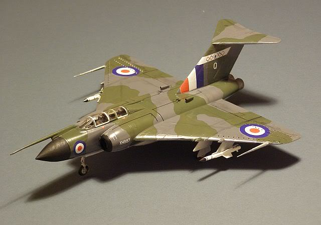 Gloster Javelin FAW.9R (Airfix)